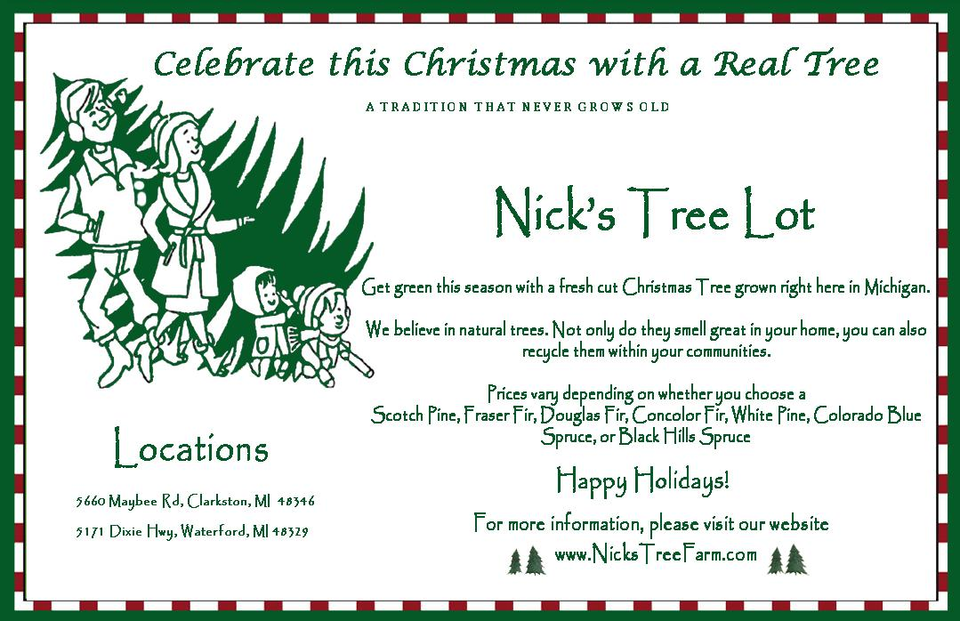 Collection christmas trees ad pictures home design ideas for Stockton and shirk interior designs